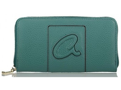 Axel Latemar zip wallet 1101-1238 010 petrol
