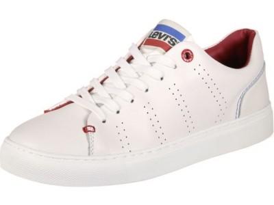 Levi's Vernon sportswear regural white