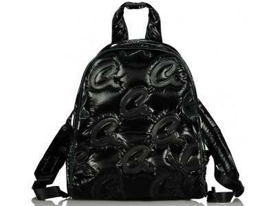 Axel Luna nylon bag monograms Axel 1023-0247 black