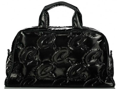 Axel Luna weekend nylon bag axel monograms 1024-0008 003 black