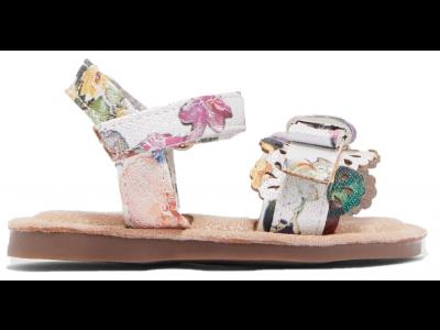 Minoti shoe110 floral