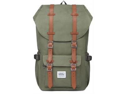 Kaukko Harper Backpack 1001 green
