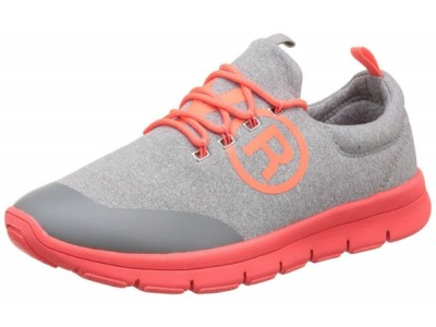 Superdry scuba storm runner snow grey grit