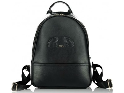 Axel Rhea backpack recycle material 1023-0240 black