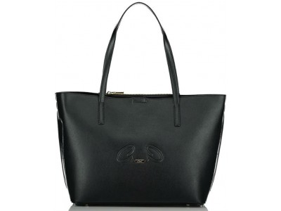 Axel Rhea shopper bag recycle material 1010-2489 black