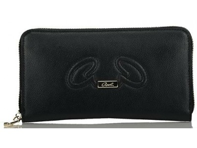 Axel Rhea wallet recycle material 1101-1229 003 black