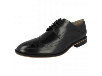 Clarks Gatley Limit 261030247 black