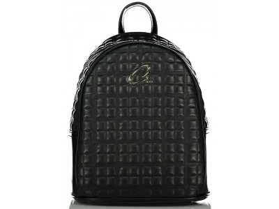 Axel Selina backpack quilted 1023-0257 black