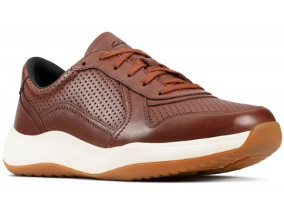 Clarks Sift Speed 26148125 british tan leather