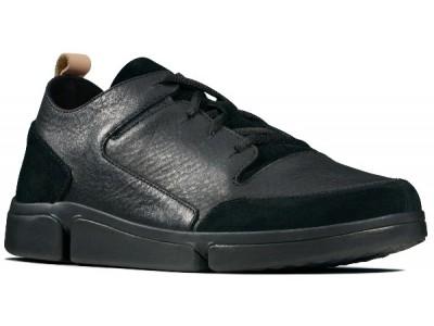 Clarks Tri Verve Lace black combi leather 26139573