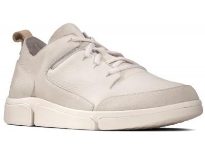 Clarks Tri Verve Lace white leather 26141028