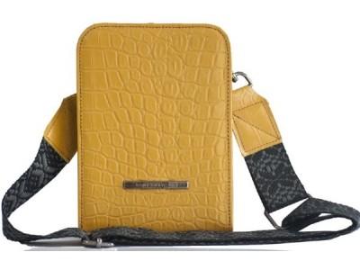Bonendis Tiki Phone Case yellow