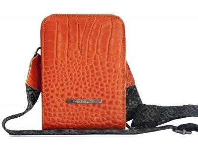 Bonendis Tiki Phone Case orange