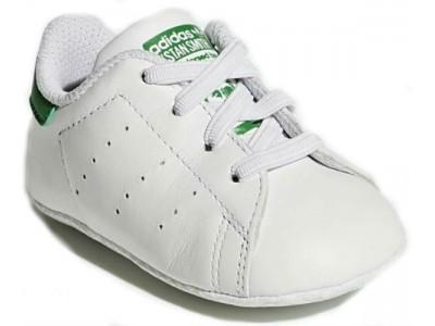 Adidas Stan Smith Crib B24101 ftwwht/ftwwht/green