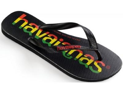 Havaianas Top logomania 4144264.7652.M18 black