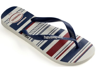 Havaianas Top Nautical 4137126.5035.M18 white/navy/white
