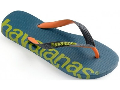 Havaianas top logomania hightech 4145727.0047.M18 petrol