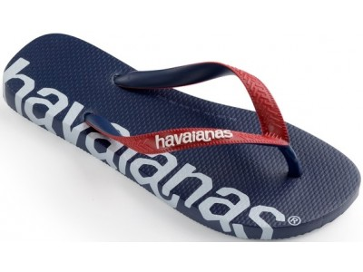 Havaianas top logomania hightech 4145727.0555.M18 navy blue